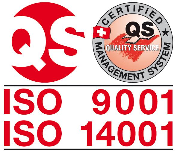 Certificate VANESA-M QS-14001